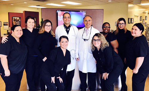Bakersfield Dentist Dental Team