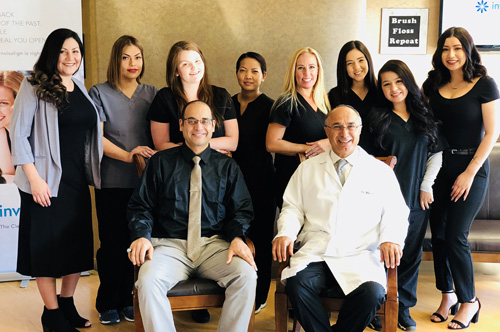 Bakersfield Dental Staff